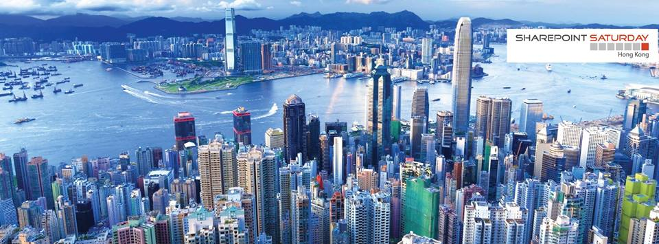 SharePoint Saturday HongKong