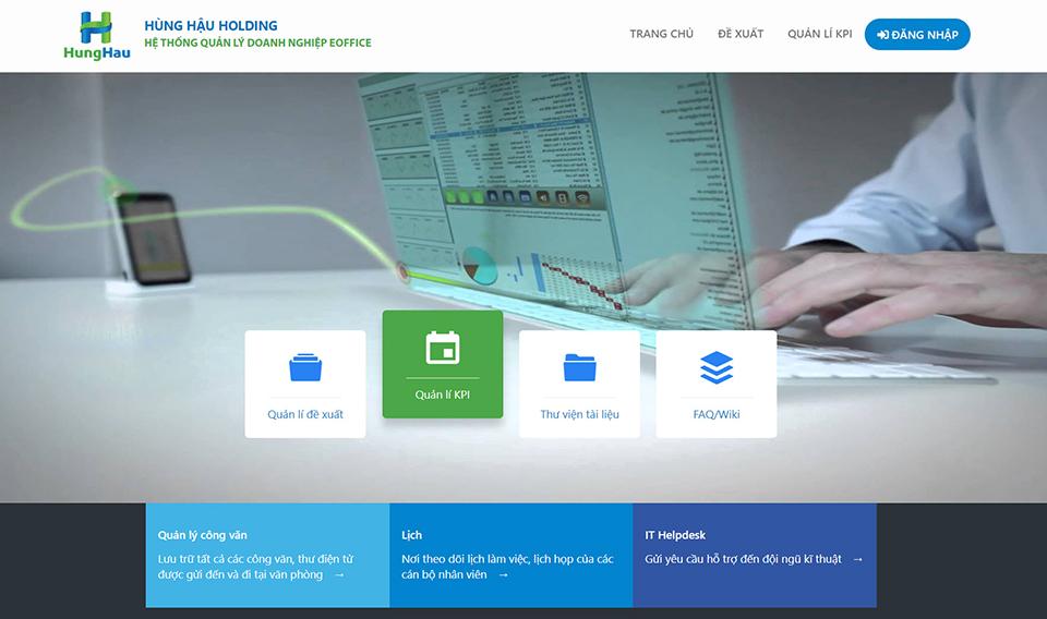 Tasken EOffice System