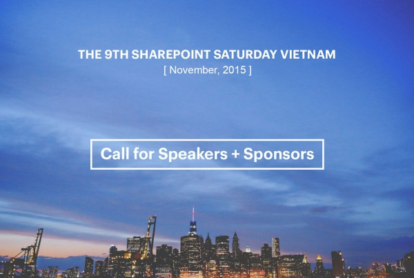 SharePoint Saturday Vietnam 9th