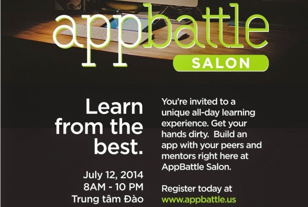 AppBattle SALON Vietnam