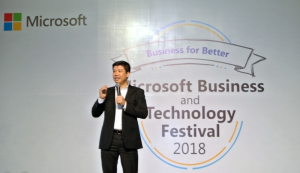 General Director of Microsoft Vietnam Pham The Truong